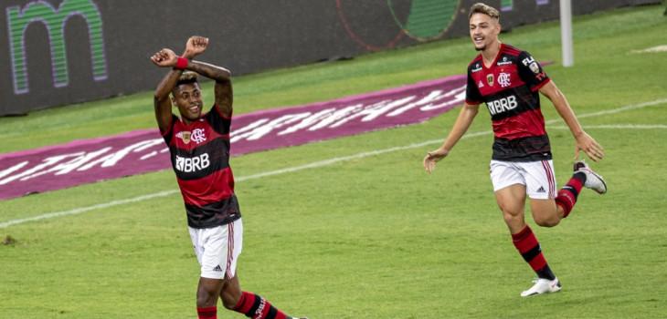 Libertadores 2020 - Fla 3x1 Jr. Barranquilla