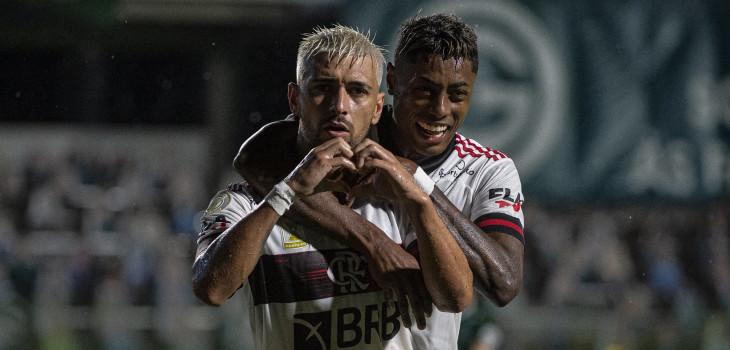 Brasileirão 2020 - Goiás 0x3 Fla