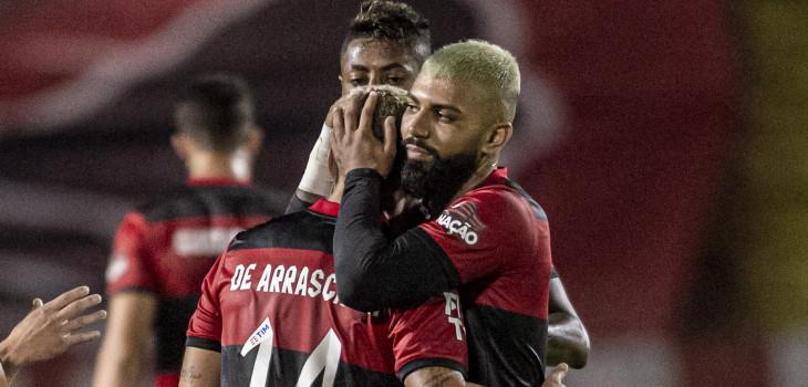 Carioca 2021 - Fla 3x0 Bangu