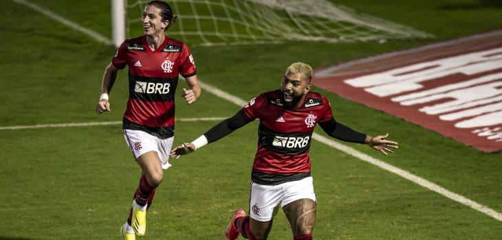 Carioca 2021 - Madureira 1x5 Fla