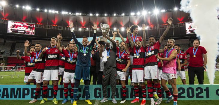 Mengão é campeão da Taça GB - Flamengo 2 x 1 Volta Redonda