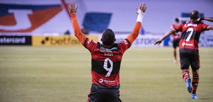 Libertadores 2021 - LDU 2x3 Fla
