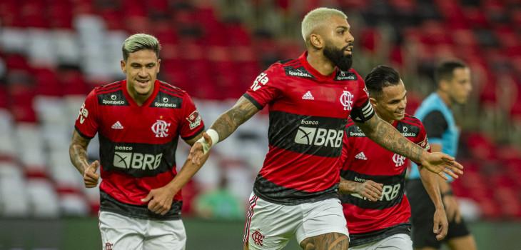 Semifinal Carioca 2021 - Fla 4x1 Volta Redonda
