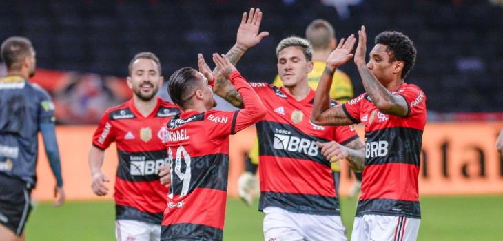 Copa do Brasil 2021 - Fla 6x0 ABC
