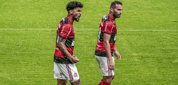 Copa do Brasil 2021 - Grêmio 0x4 Fla