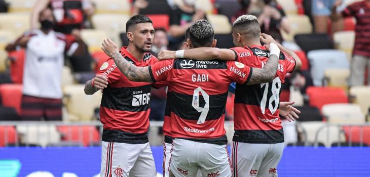 Brasileirão 2021 - Fla 3x0 Athletico-PR