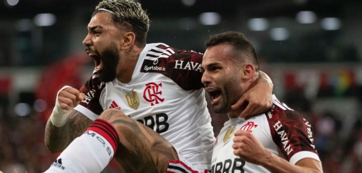 Copa do Brasil 2021 - Athletico-PR 2x2 Fla