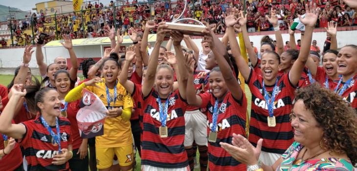 Tetra do Futebol Feminino