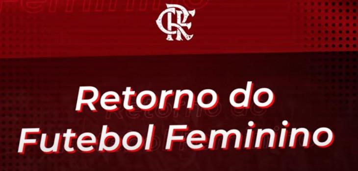Retorno do Futebol Feminino