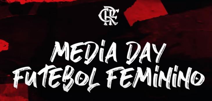 Media Day Futebol Feminino 2019