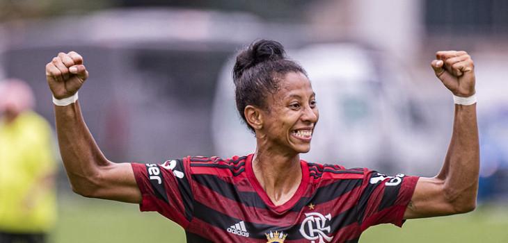 Carioca Feminino 2019 - Flu 0x1 Fla