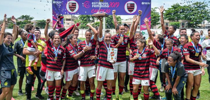 Pentacampeonato Carioca Feminino 2019
