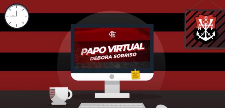 Papo Virtual com Debora Sorriso