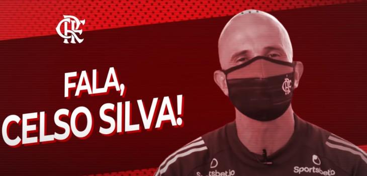 Fala, Celso Silva!