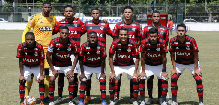 Flamengo Sub-20 é campeão do OPG