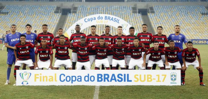Título da Copa do Brasil Sub-17