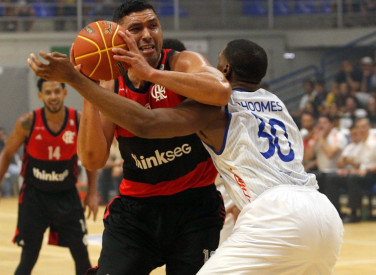 Minas TC 70 x 84 Flamengo / NBB 2018 - Playoffs - JOGO 1