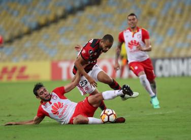 Flamengo x Santa Fé - 18/04/2018