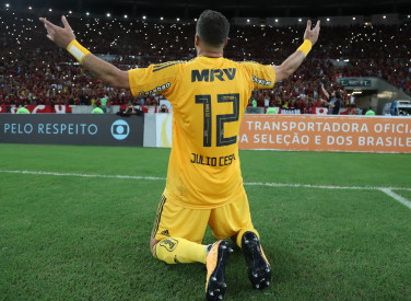 Flamengo x América-MG - 21/04/2018