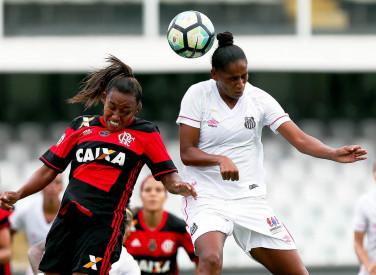 Santos x Flamengo | Brasileirão Feminino | 25/04/2018