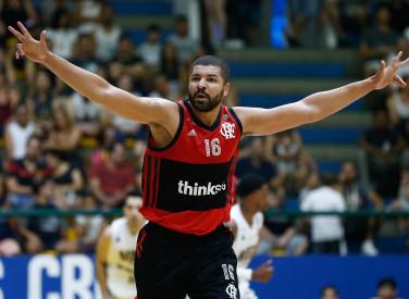 Mogi das Cruzes x Flamengo | Novo Basquete Brasil 10 - Semifinal | 28/04/2018