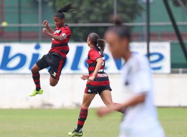 Flamengo x Ponte Preta - Bras. Feminino - 02/05/2018