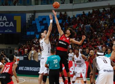 Flamengo x Mogi I Semifinal do NBB - Jogo 2 - 04/05/2018