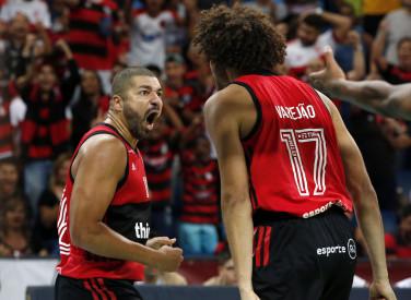 Flamengo x Mogi I Semifinal do NBB - Jogo 3 - 07/05/2018