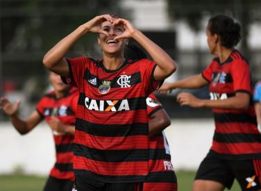 Flamengo/Marinha x Rio Preto | Brasileirão Feminino | 09/05/2018