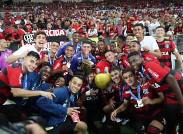 Flamengo x Vasco - sub 20 - 19/05/2018