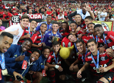Flamengo x Vasco - Sub 20 - Carioca 2018 - 19/05/2018