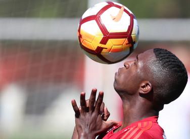 Treino do Flamengo - 21/05/2018