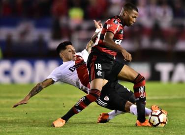 River Plate x Flamengo - 23/05/2018