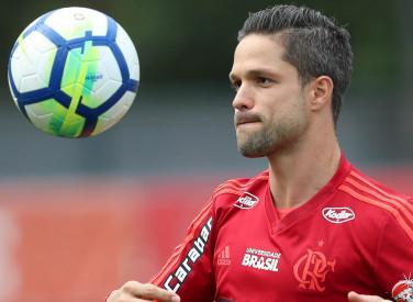 Treino do Flamengo - 25/05/2018