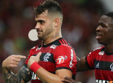 Flamengo x Corinthians - 03/06/2018