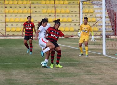 Audax x Flamengo - Brasileiro Feminino - 31/05/18