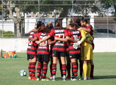 Flamengo/Marinha x Portuguesa | Brasileiro Feminino - 06/06/2018