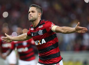 Flamengo x Paraná - 10/06/2018