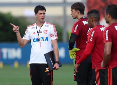 Treino do Flamengo - 11/06/2018