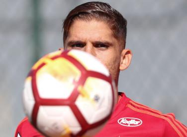 Treino do Flamengo - 12/06/2018
