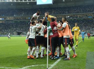 Palmeiras x Flamengo - 13/06/2018