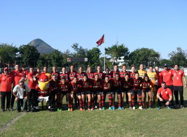 Flamengo/Marinha x Audax | Brasileiro Feminino - 08/07/2018