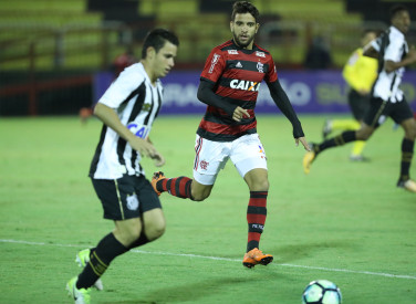 Flamengo x Santos - Sub 20 - 12/07/2018