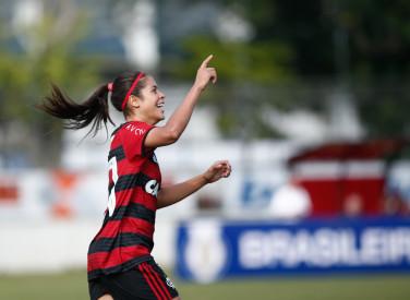 Flamengo/Marinha x Foz Cataratas - Brasileirão Feminino - 17/07/2018