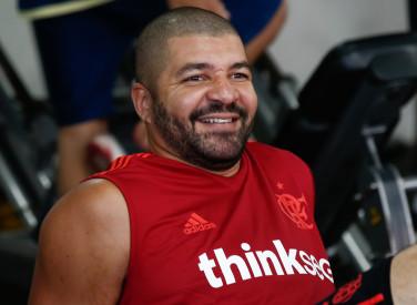Pré-temporada do FlaBasquete - 25/07/2018