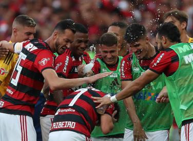 Flamengo x Sport - parte 2 - 29/07/2018