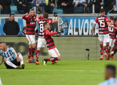 Grêmio x Flamengo - 01/08/2018