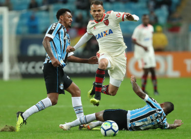 Grêmio x Flamengo - Brasileirão - 04/08/2018
