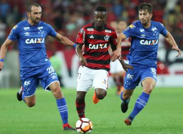 Flamengo x Cruzeiro - 08/08/2018