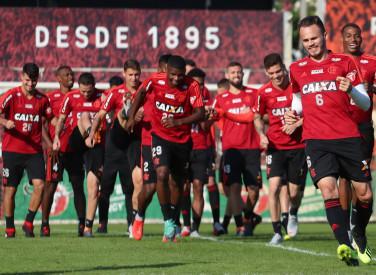 Treino do Flamengo - 14/08/2018